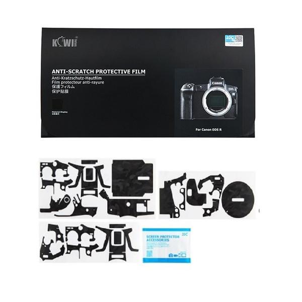 برچسب پوششی کی وی مدل KS-RSK مناسب برای دوربین عکاسی کانن EOS R