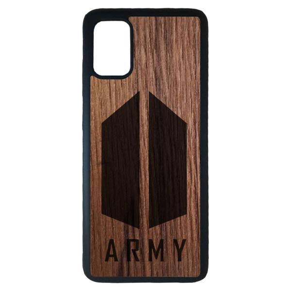 کاور مدل BTS ARMY مناسب برای گوشی موبایل سامسونگ Galaxy A51