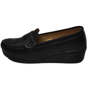 کفش روزمره زنانه مدل Si-1025-Bk