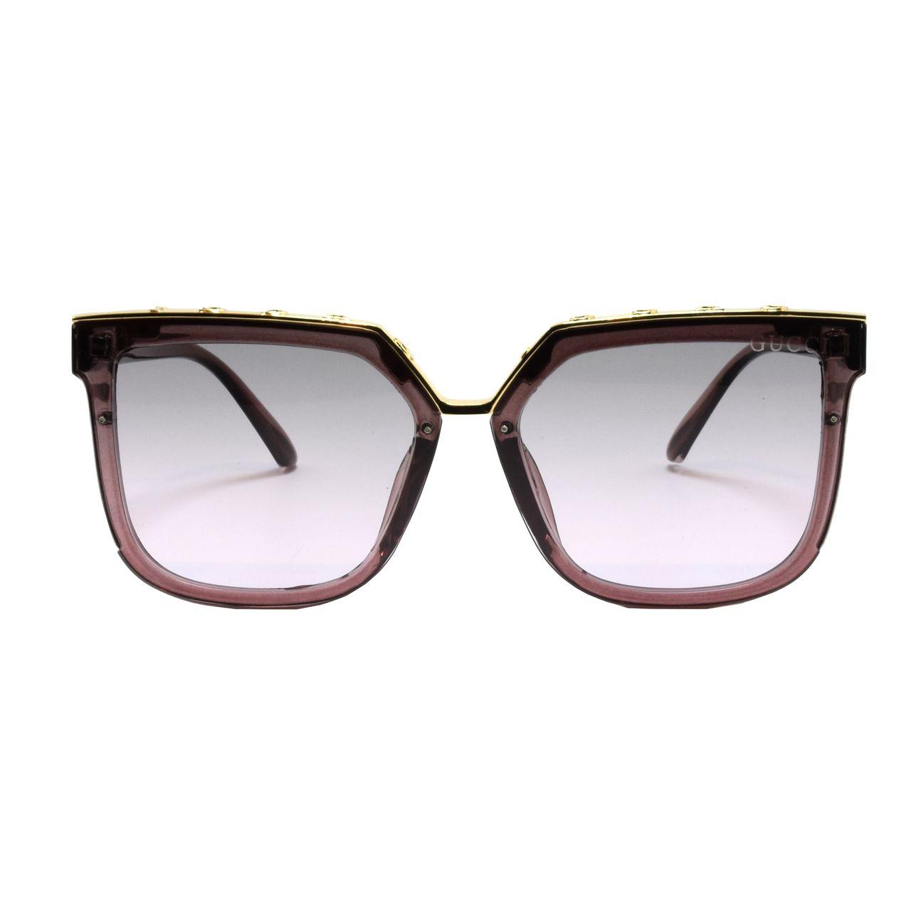 عینک آفتابی زنانه گوچی مدل 15001