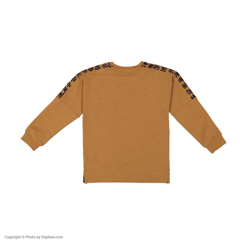 تی شرت پسرانه پیانو مدل 1009009901729-73