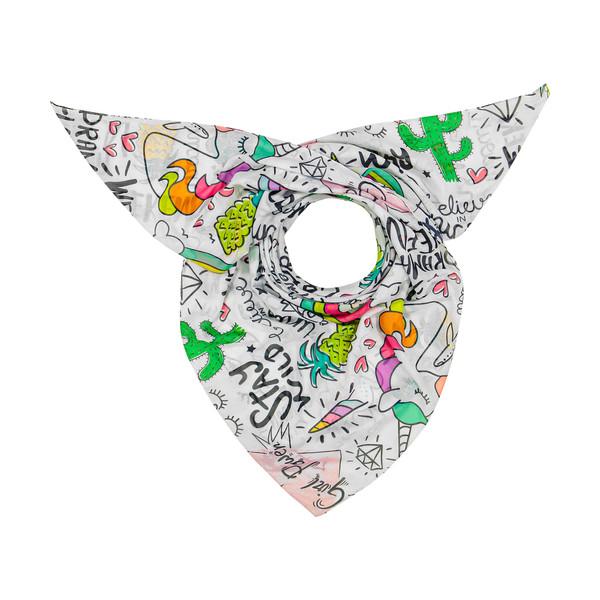 روسری زنانه میو مدل MSC116