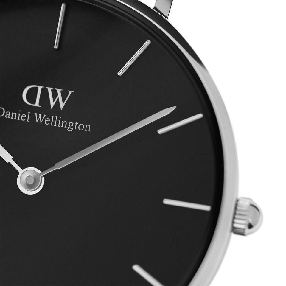 ساعت مچی عقربه ای زنانه دنیل ولینگتون کد dw18              ارزان