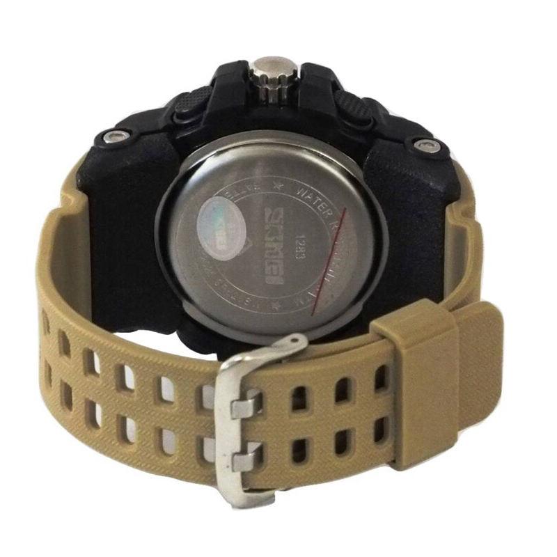 ساعت مچی عقربه ای مردانه اسکمی مدل 1283KH-NP -  - 7
