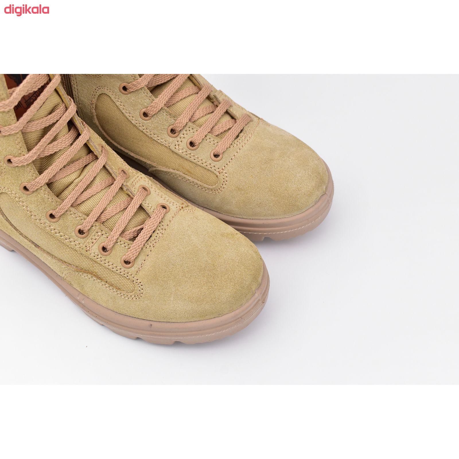 کفش کوهنوردی مردانه مدل Razm کد 8485 main 1 4