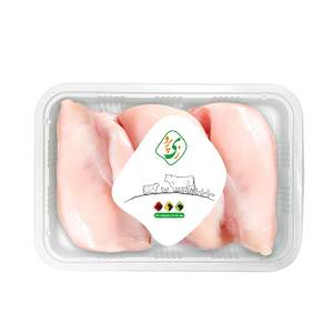 سینه شنیسلی مرغ زی پرو - 1 کیلوگرم
