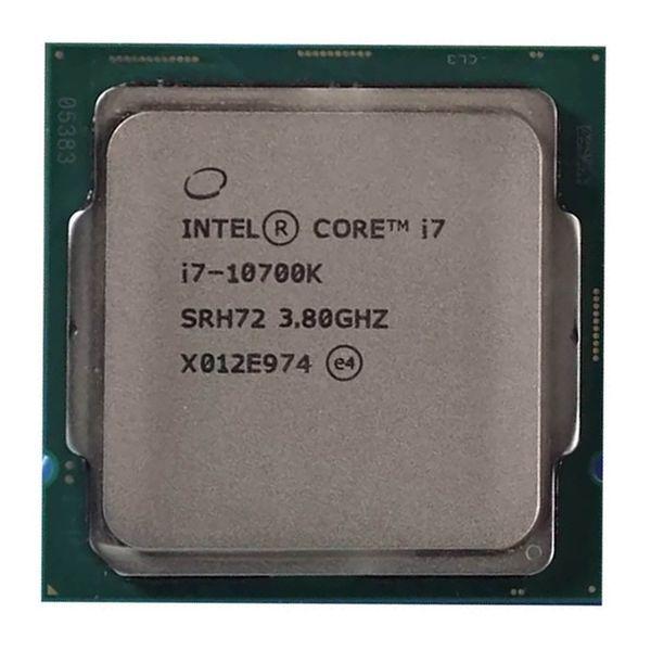 پردازنده مرکزی اینتل سری Comet Lake مدل Core i7-10700KA