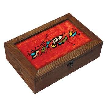 جعبه هدیه چوبی مدل  EG17
