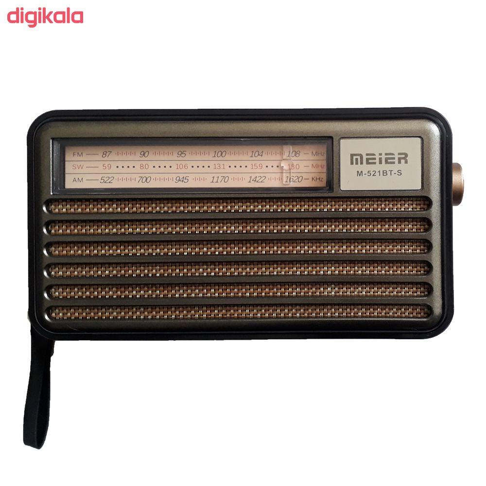 رادیو  می یر مدل M-521BT-S main 1 1