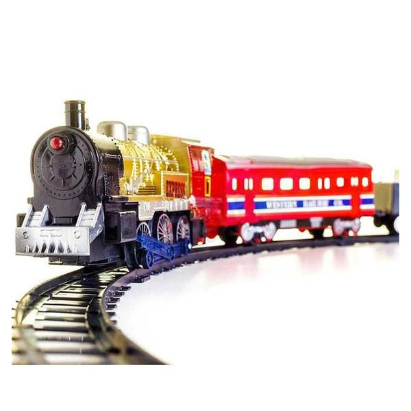 قطار بازی کنترلی مدل 001