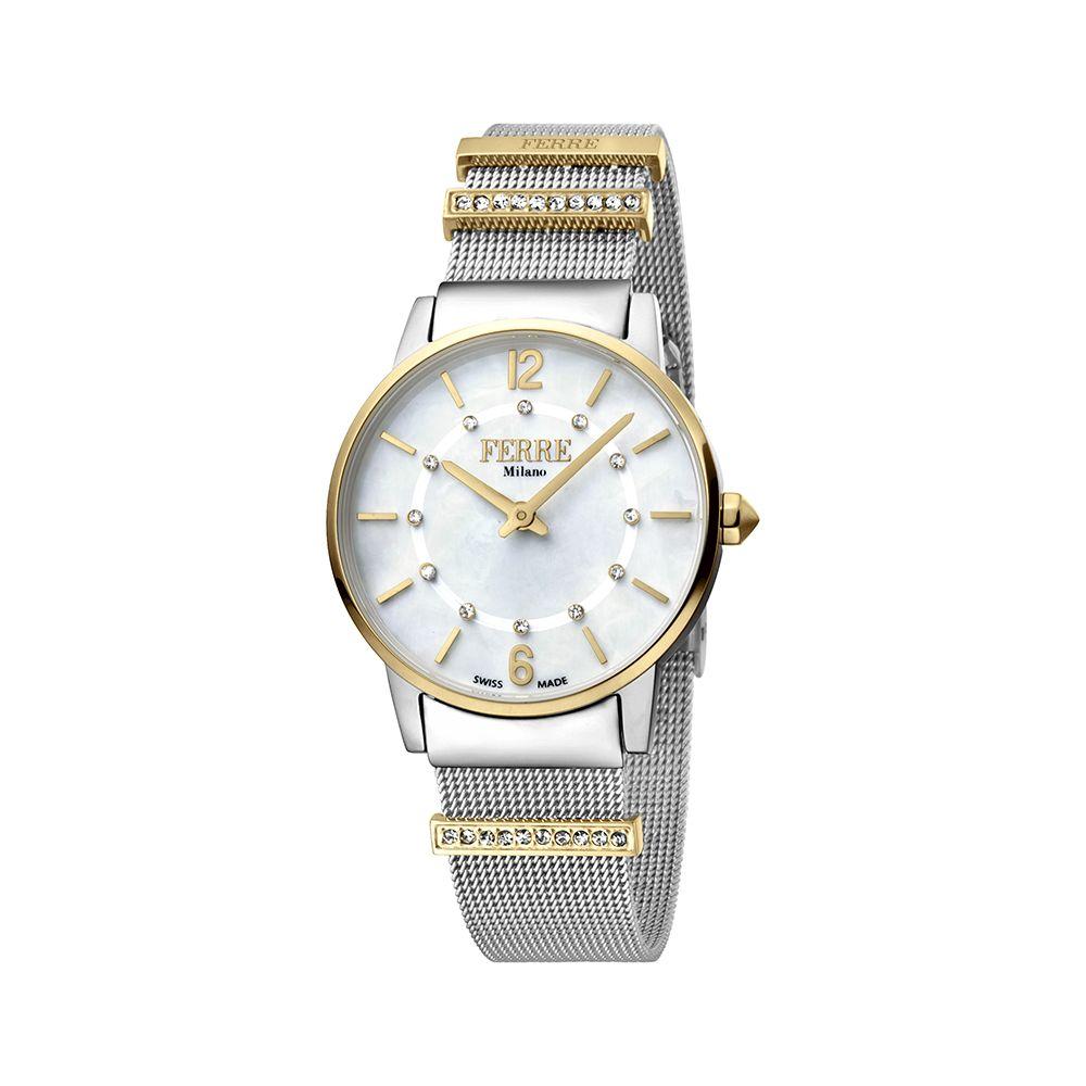 ساعت مچی عقربه ای زنانه فره میلانو مدل FM1L102M0251 -  - 2