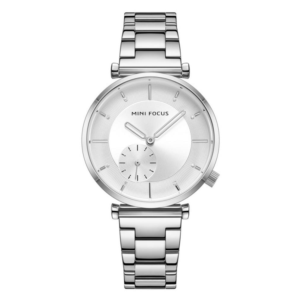 ساعت مچی عقربه ای زنانه مینی فوکوس مدل mf0333l.01              ارزان