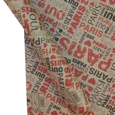 کاغذ کادو ایلیا گرافیک کد 251 بسته 5 عددی