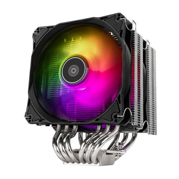 سیستم خنک کننده بادی سیلور استون مدل Hydrogon D120 ARGB