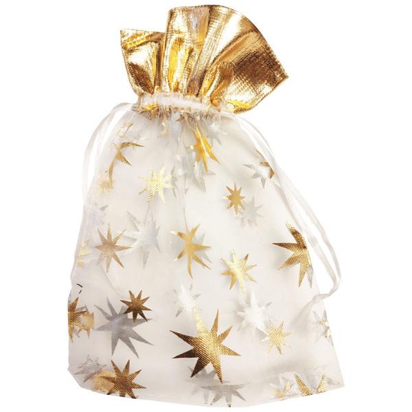 کیسه هدیه مدل ستاره بسته 6 عددی
