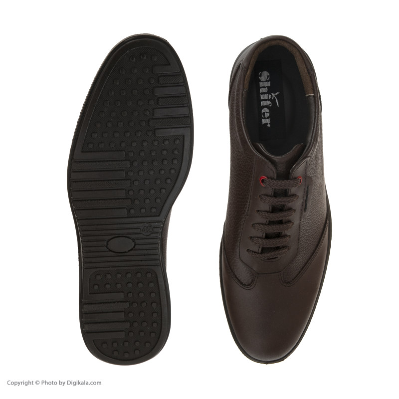 کفش روزمره مردانه شیفر مدل 7216j503104