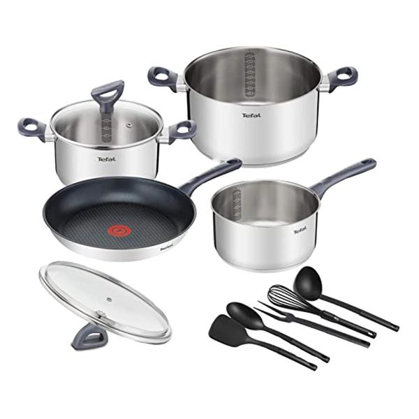 سرویس پخت و پز 11 پارچه تفال مدل Daily Cook