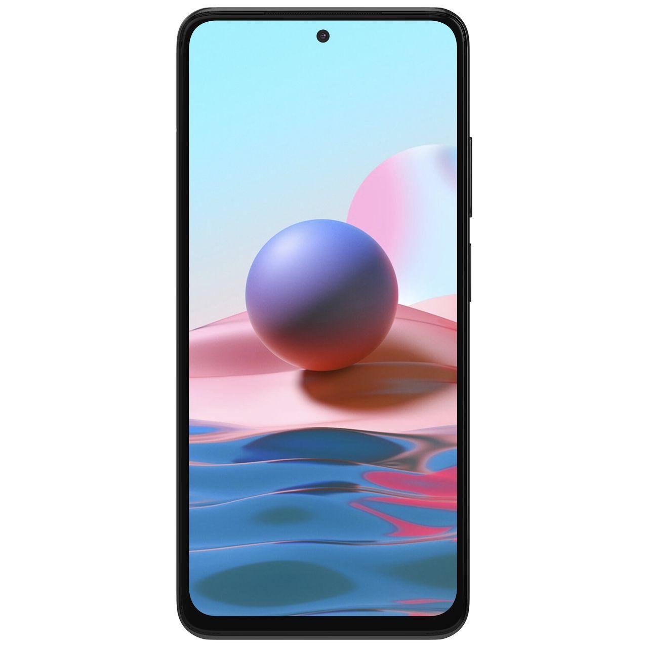گوشی موبایل شیائومی مدل Redmi Note 10 M2101K7AG دو سیم کارت ظرفیت ۶۴ گیگابایت و رم ۴ گیگابایت