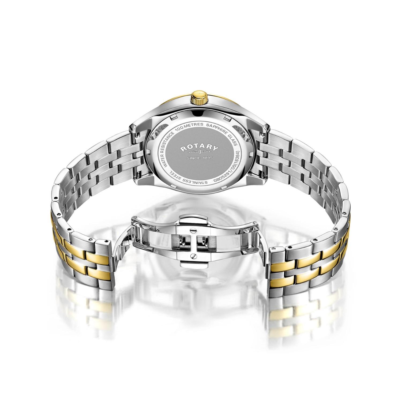 ساعت مچی عقربهای مردانه روتاری مدل GB05291-05
