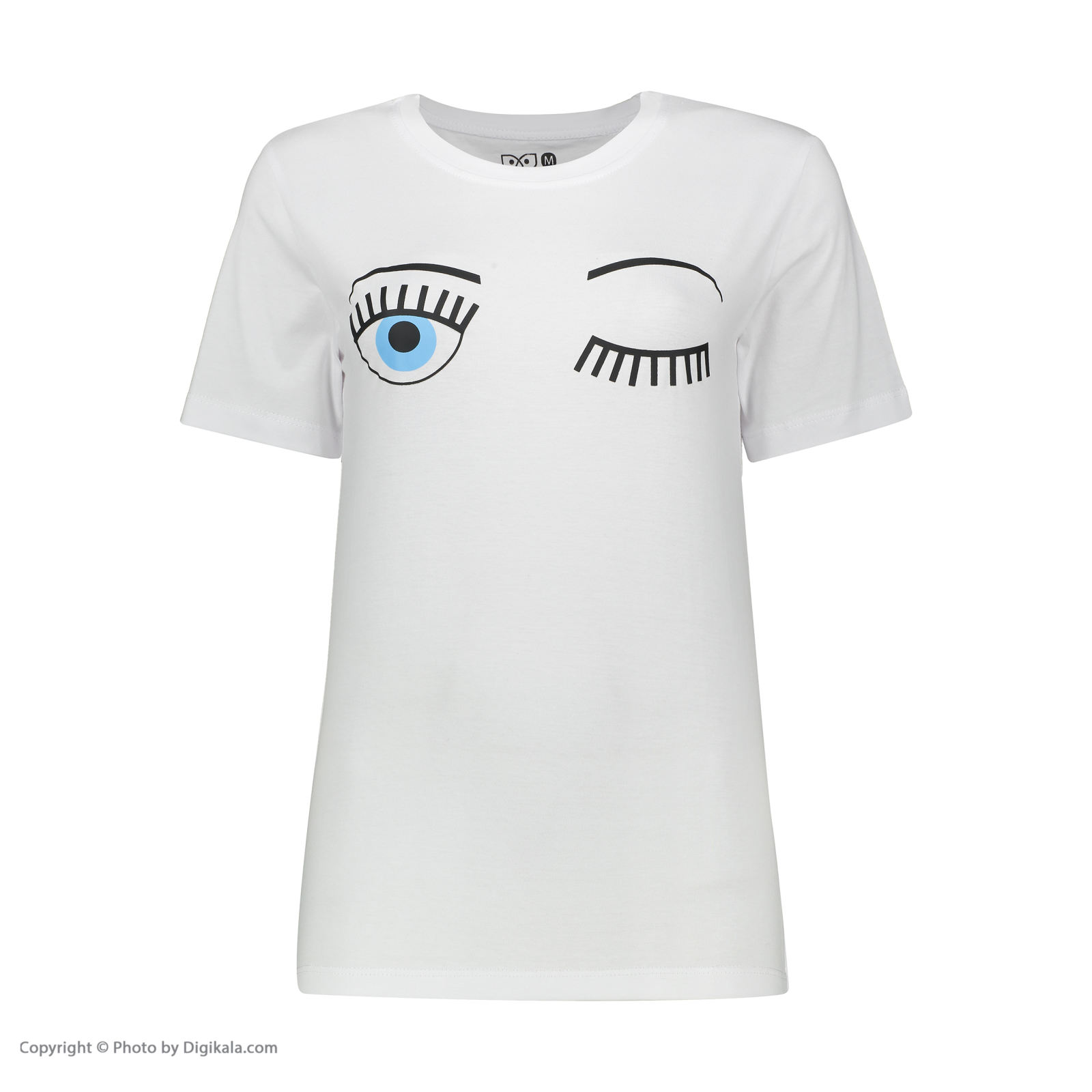 تی شرت زنانه مون مدل 1631180