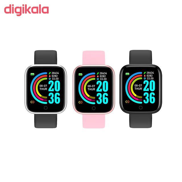 ساعت هوشمند مدل D20 main 1 8