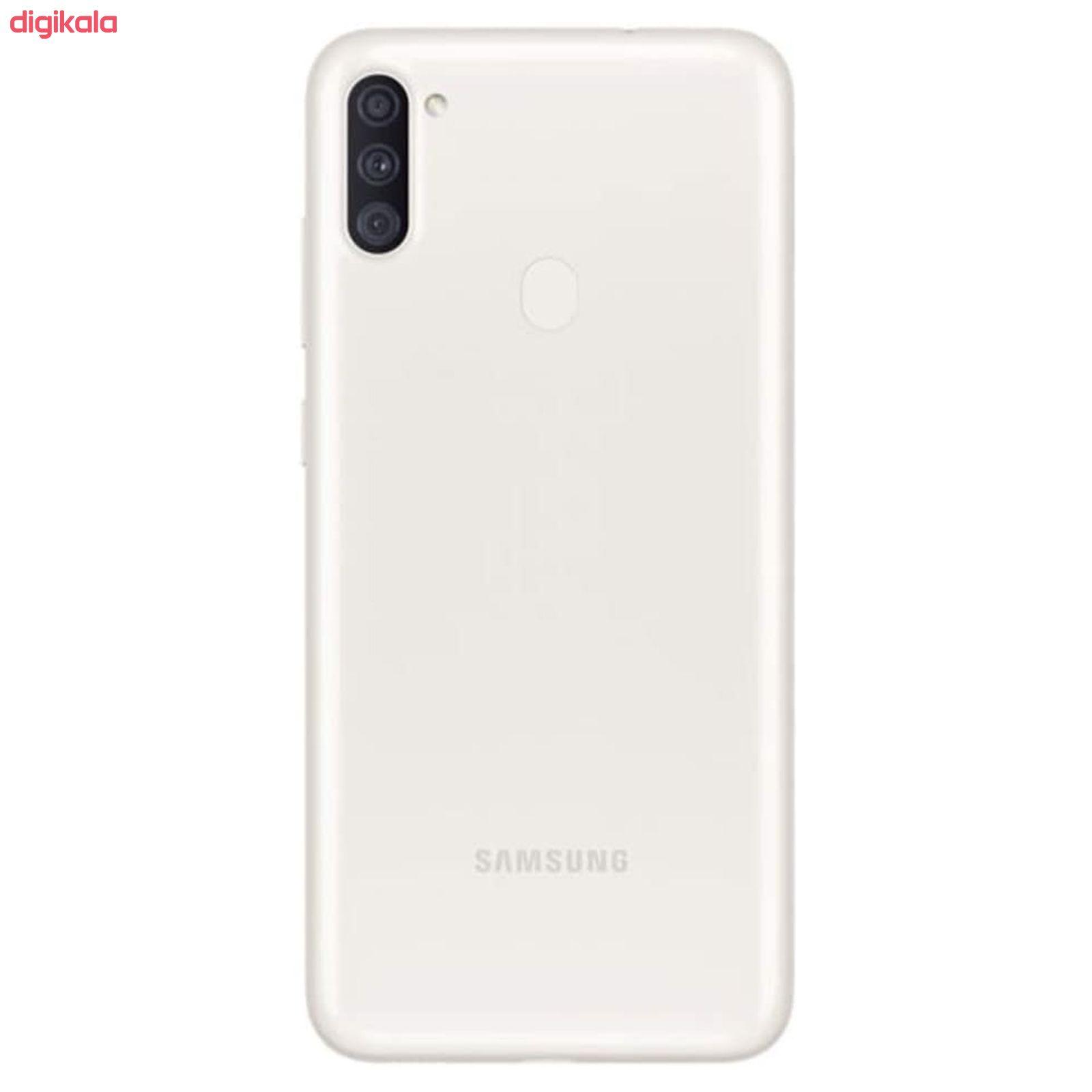 گوشی موبایل سامسونگ مدل Galaxy A11 SM-A115F/DS دو سیم کارت ظرفیت 32 گیگابایت با 2 گیگابایت رم main 1 5