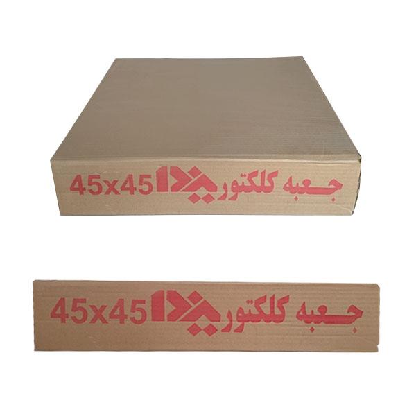 قیمت                                      جعبه کلکتور یزدا مدل 45s