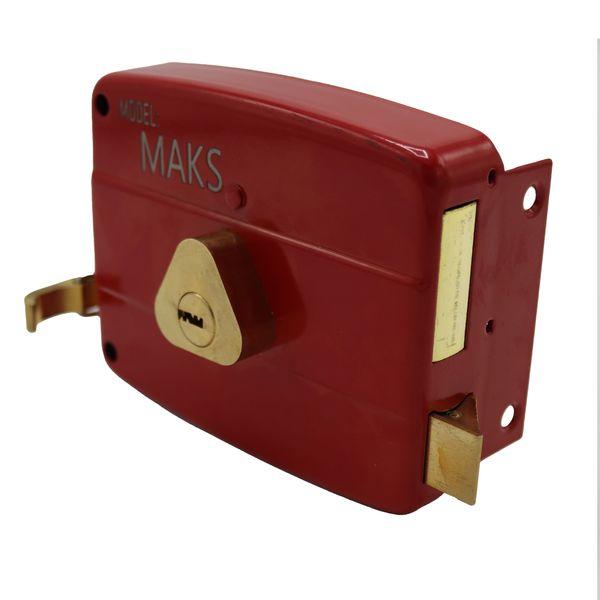 قفل در حیاطی مدل مکس کد 105