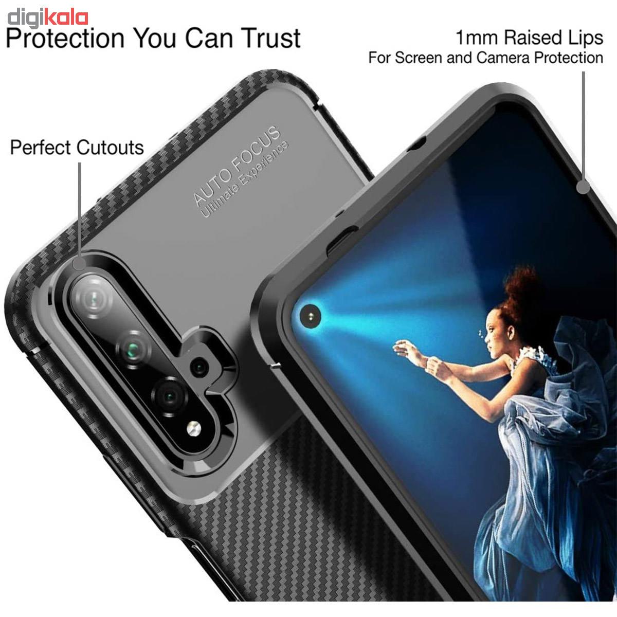 کاور لاین کینگ مدل A21 مناسب برای گوشی موبایل هوآوی Nova 5T thumb 2 15