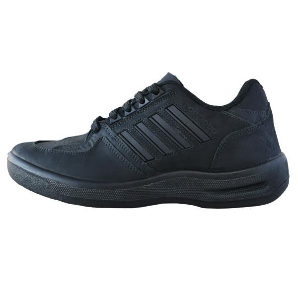 کفش راحتی مردانه کفش آداک مدل سنتر کورت کد 401 رنگ مشکی