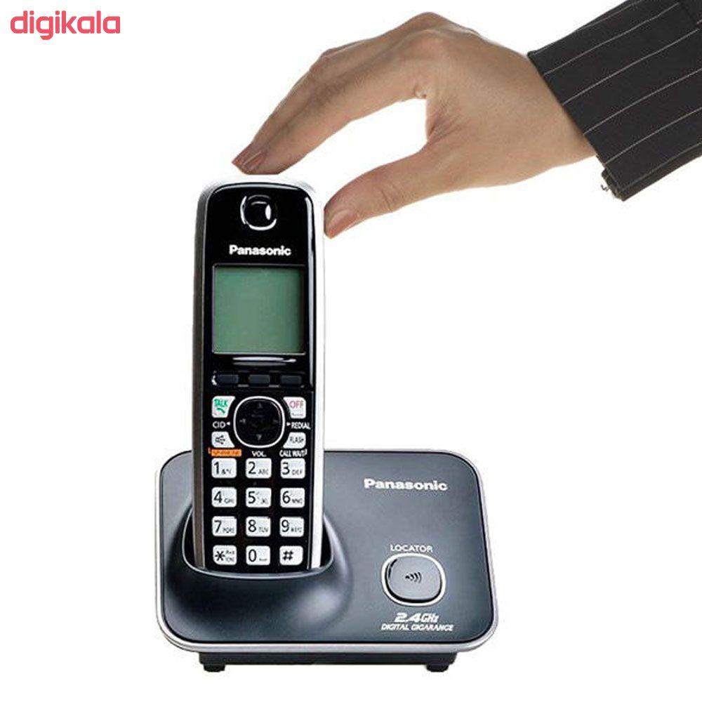 تلفن بی سیم پاناسونیک مدل KX-TG3711BX main 1 7