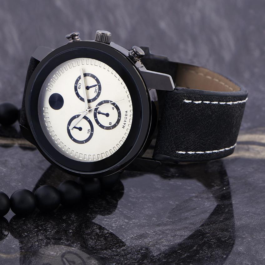 ساعت مچی عقربهای مردانه مدل MA 2957-ME-SE                     غیر اصل