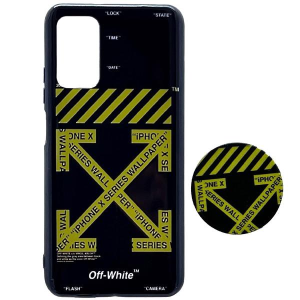 کاور مدل PCO-6 مناسب برای گوشی موبایل شیائومی POCO M3 به همراه پایه نگهدارنده