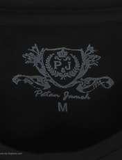 تی شرت مردانه پاتن جامه مدل 99M5224 رنگ مشکی -  - 4