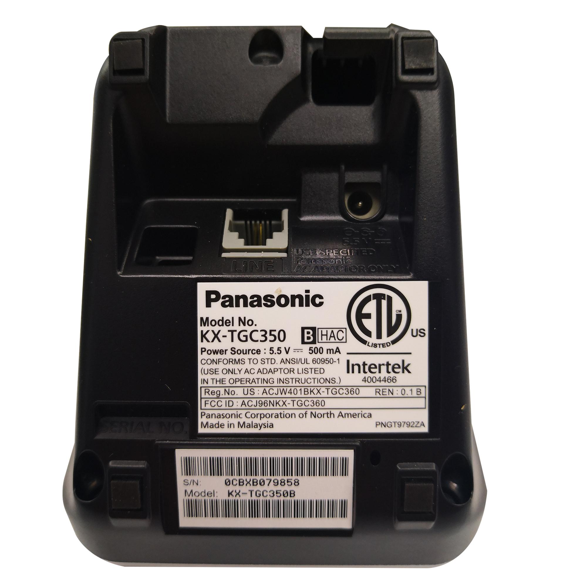 تلفن پاناسونیک مدل KX-TGC350