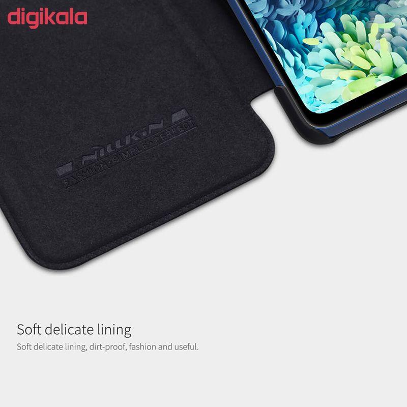 کیف کلاسوری نیلکین مدل Qin مناسب برای گوشی موبایل سامسونگ Galaxy S20 FE main 1 4