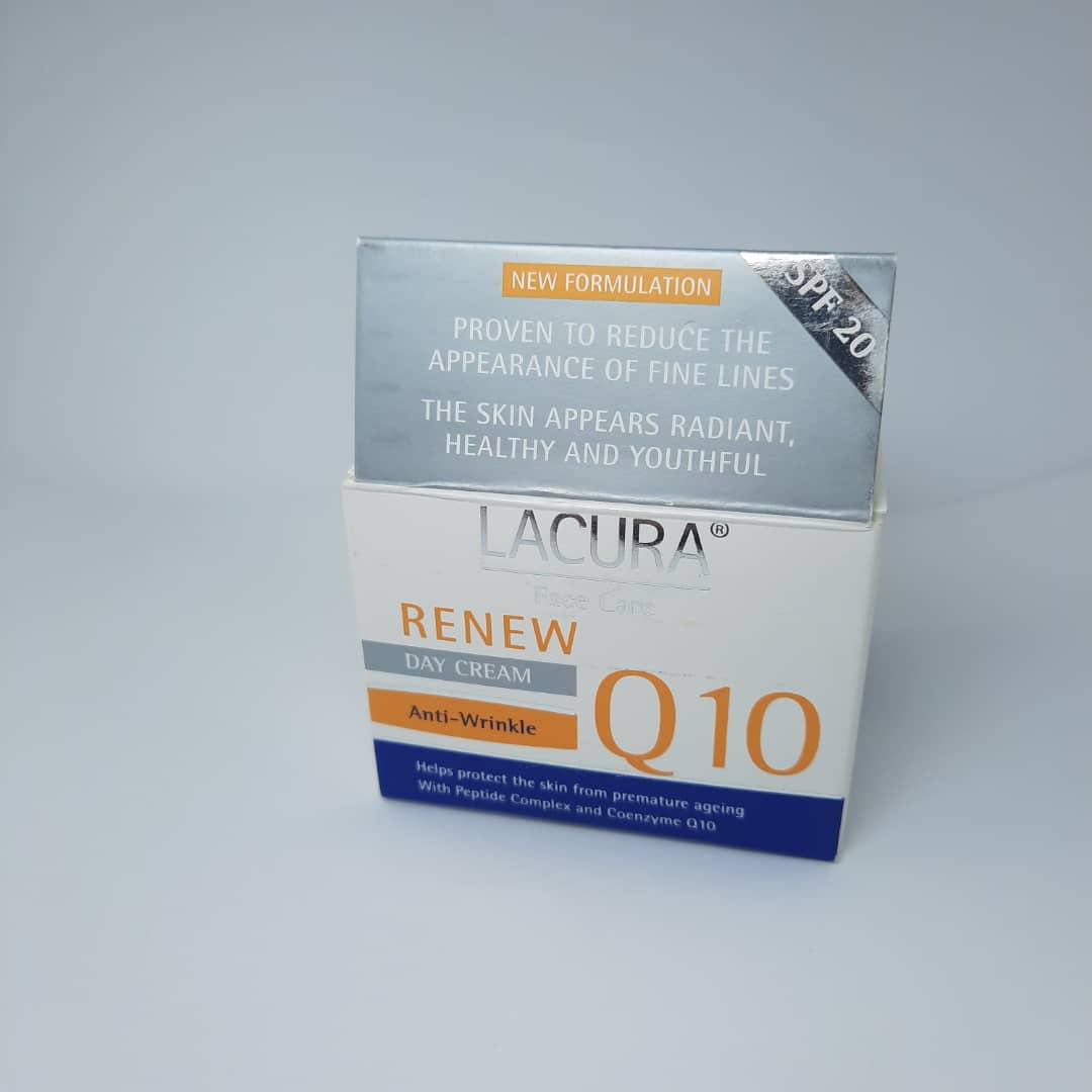 کرم ضد چروک روز لاکورا مدل Q10 حجم 50 میلی لیتر main 1 3