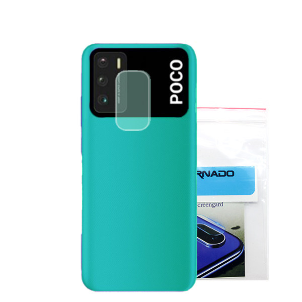 محافظ لنز دوربین نانو کد A20 مناسب برای گوشی موبایل شیائومی Poco M3