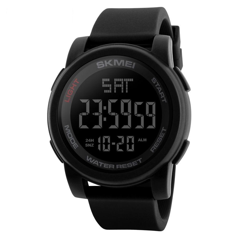 ساعت مچی دیجیتالی اسکمی مدل 1257 کد 05 -  - 11