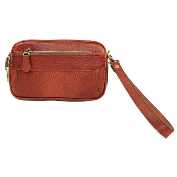 کیف دستی مردانه چرم آرا مدل p014