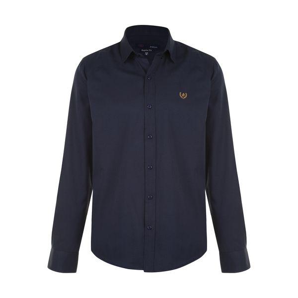 پیراهن آستین بلند مردانه پاتن جامه مدل 102721000155276