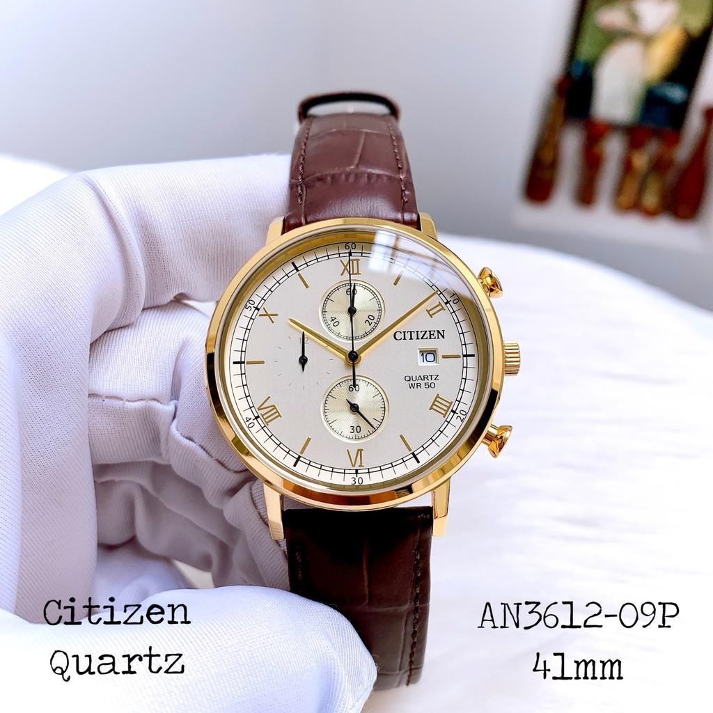 ساعت مچی عقربهای مردانه سیتی زن مدل AN3612-09P
