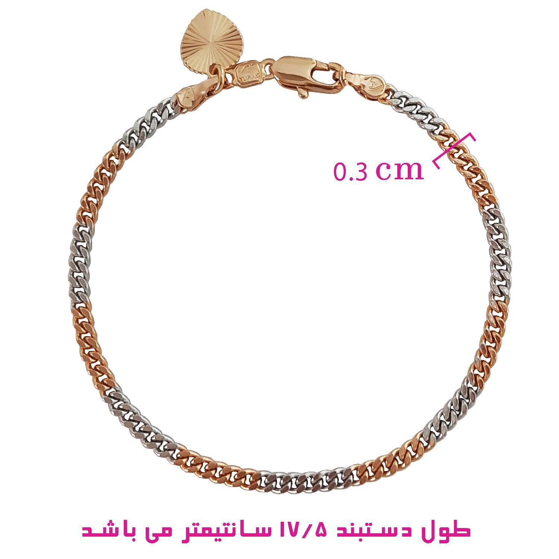 دستبند زنانه ژوپینگ کد XP237 -  - 5