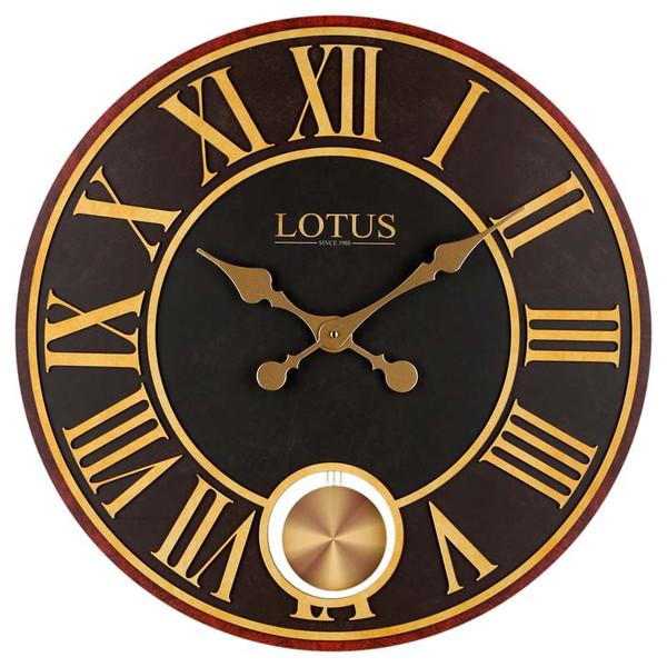 ساعت دیواری لوتوس کد 3311