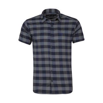 پیراهن آستین کوتاه مردانه پیکی پوش مدل M02454