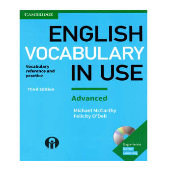 کتاب English Vocabulary in Use Advanced اثر Michael McCarthy And Felicity O`Dell انتشارات الوندپویان