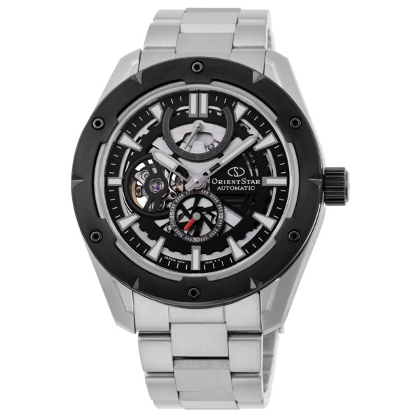 ساعت مچی عقربه ای مردانه اورینت مدل RE-AV0A01B00B