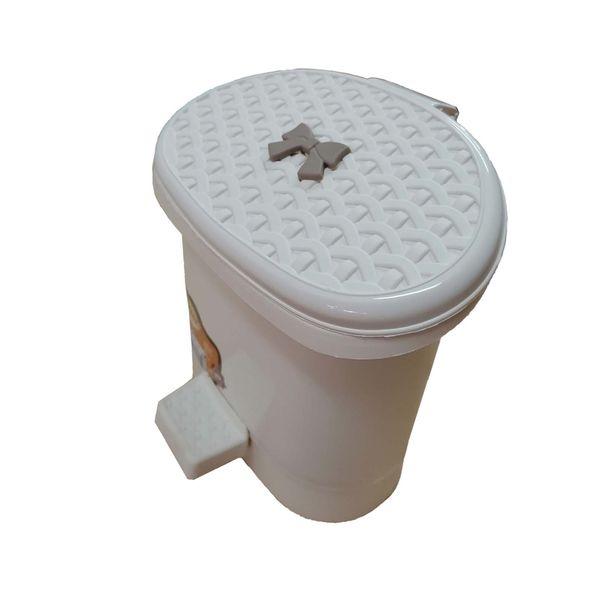 سطل زباله پدالی بازن کد11