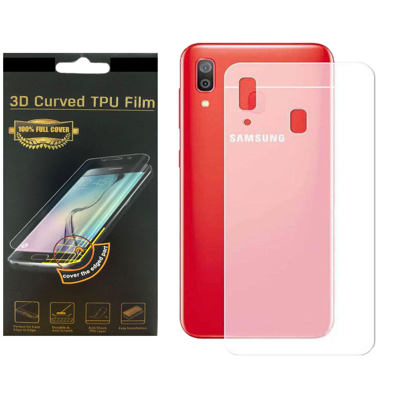 خرید                     محافظ پشت گوشی مدل poq مناسب برای گوشی موبایل سامسونگ Galaxy A20