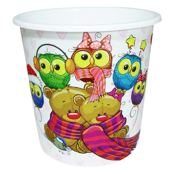 سطل زباله اتاق کودک کد 02